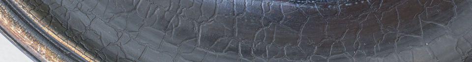 Descriptivo Materiales  Espejo grande Magellan