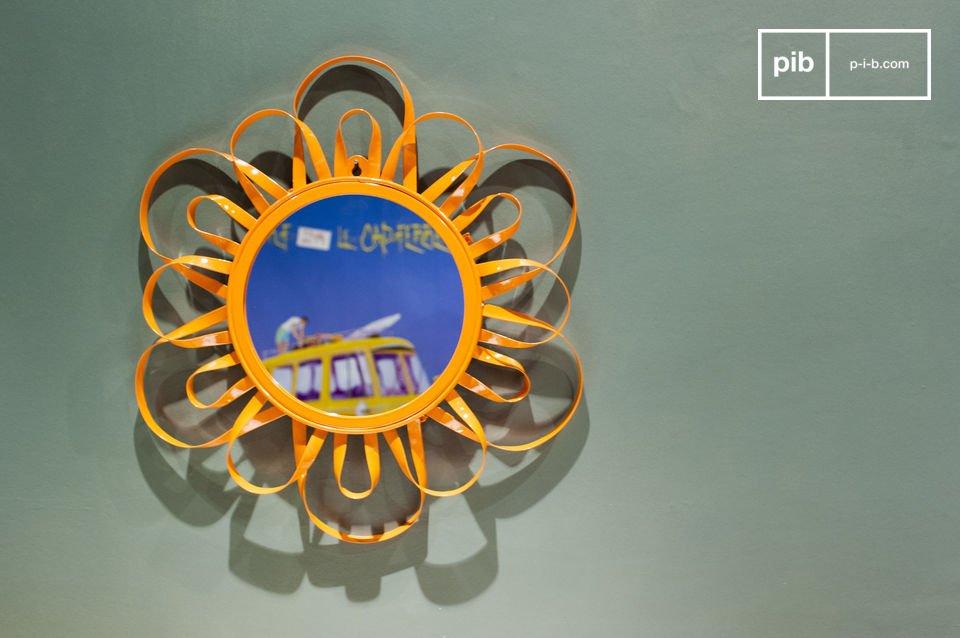 Espejo Naranja Aurinko