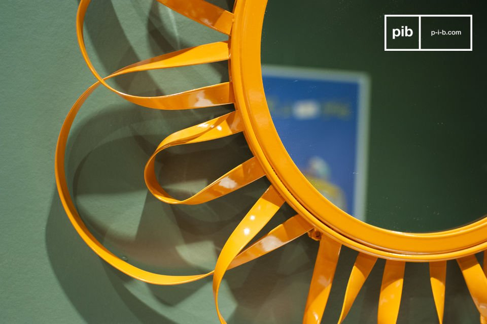 Un accesorio decorativo inspirado en el diseño de los años 60