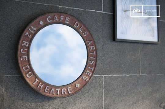 Espejo Rue du Théâtre