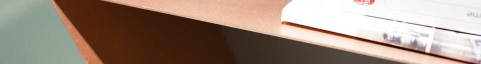 Descriptivo Materiales  Estante de  pared Ozo