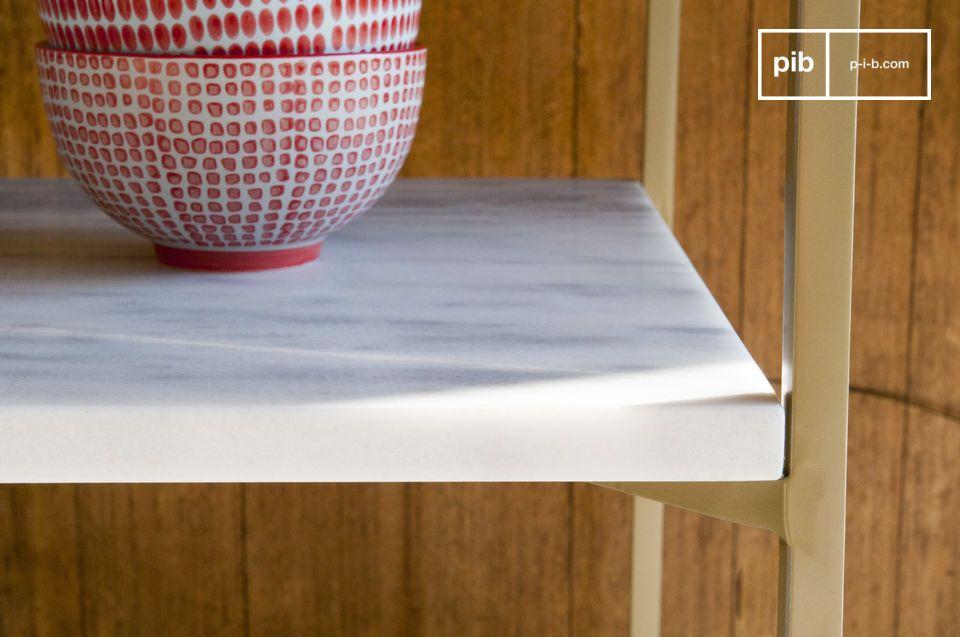 Las líneas claras y el diseño simple evocan los fundamentos del estilo escandinavo