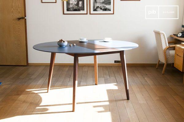 table Cristina extensible