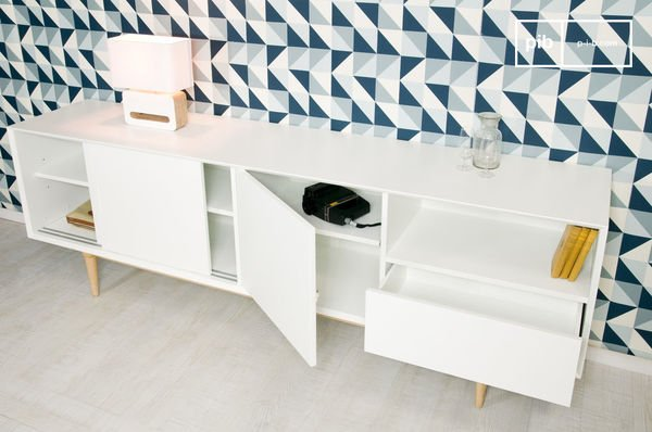 Fjord wooden sideboard