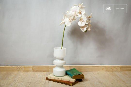 Florero de vidrio Ella