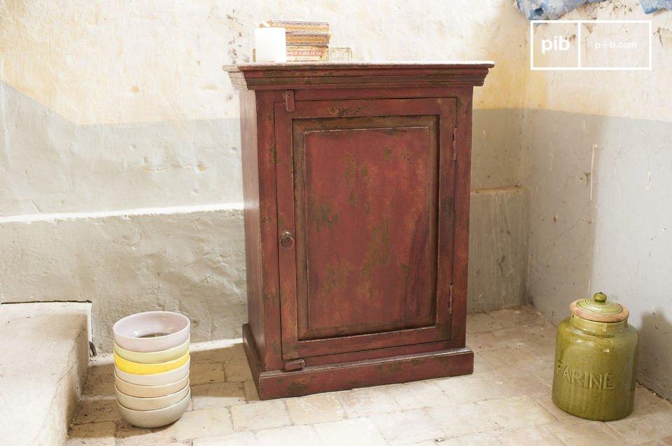 Un mueble romántico con un encanto indescriptible