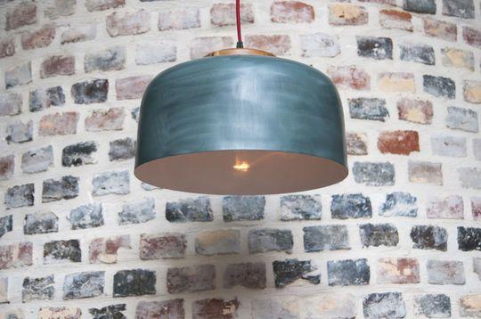 Gran lámpara para colgar  Blue Terry