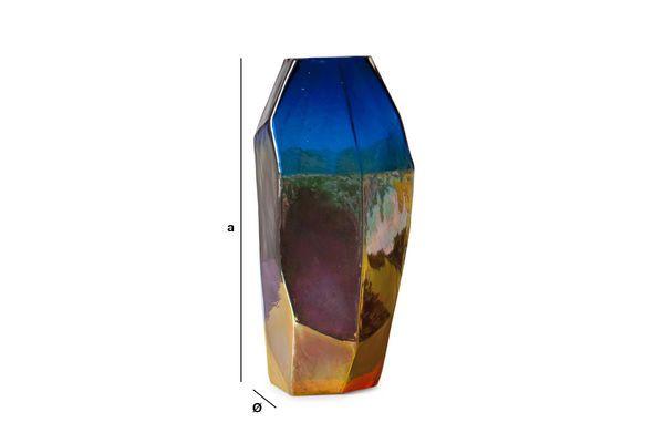 Dimensiones del producto Járron en vidrio Ingeborg