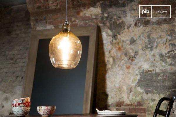 Lámpara colgante Belvedere
