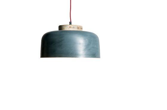 Lámpara colgante Blue Mary Clipped