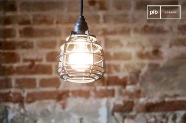 Lámpara colgante Bristol