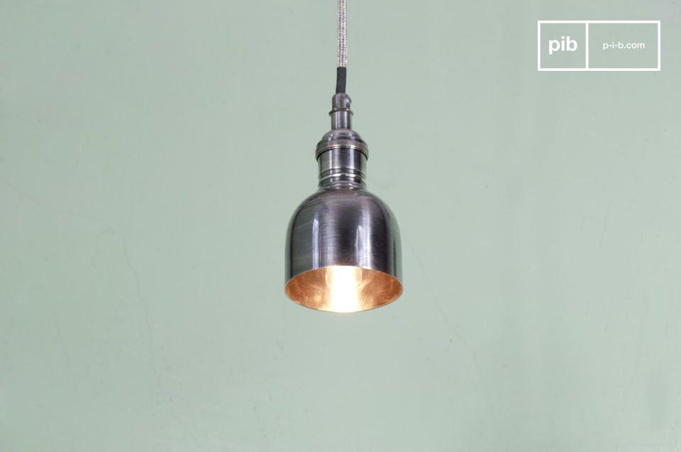 Lámpara colgante campana