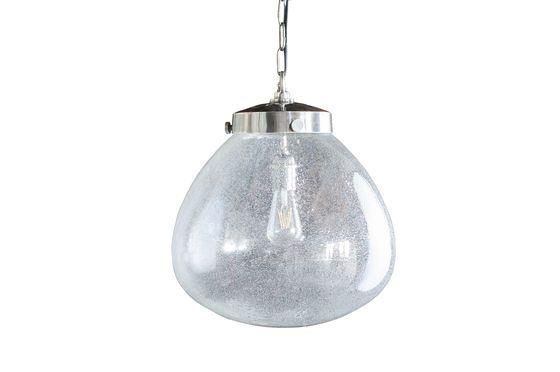 Lámpara colgante de vidrio soplado Bangor Clipped