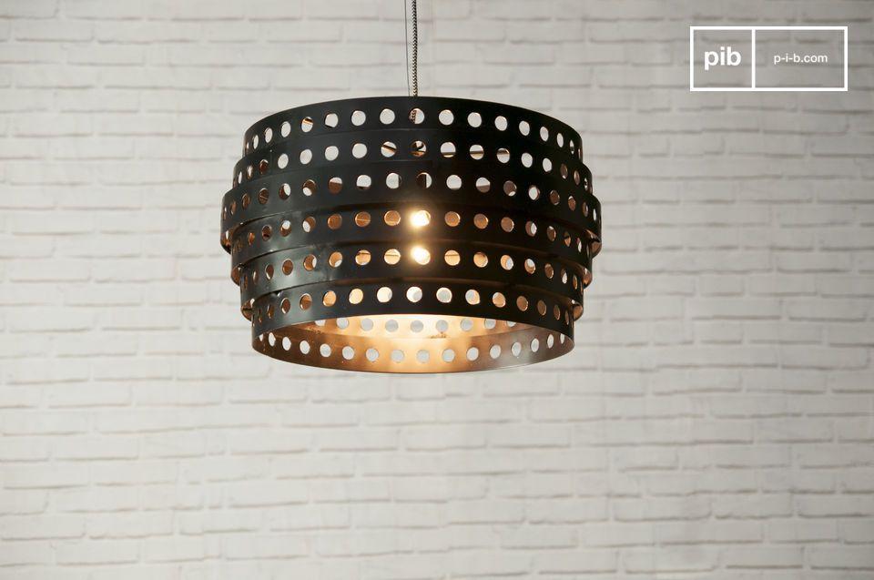 Una original lámpara que llenara de encanto su interior