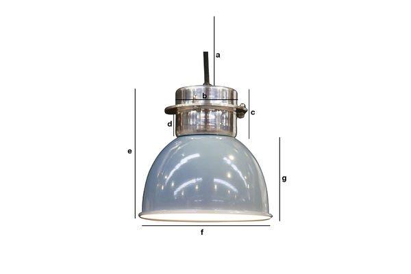Dimensiones del producto Lámpara colgante Gaynes
