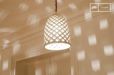 Lámpara colgante Hoffen