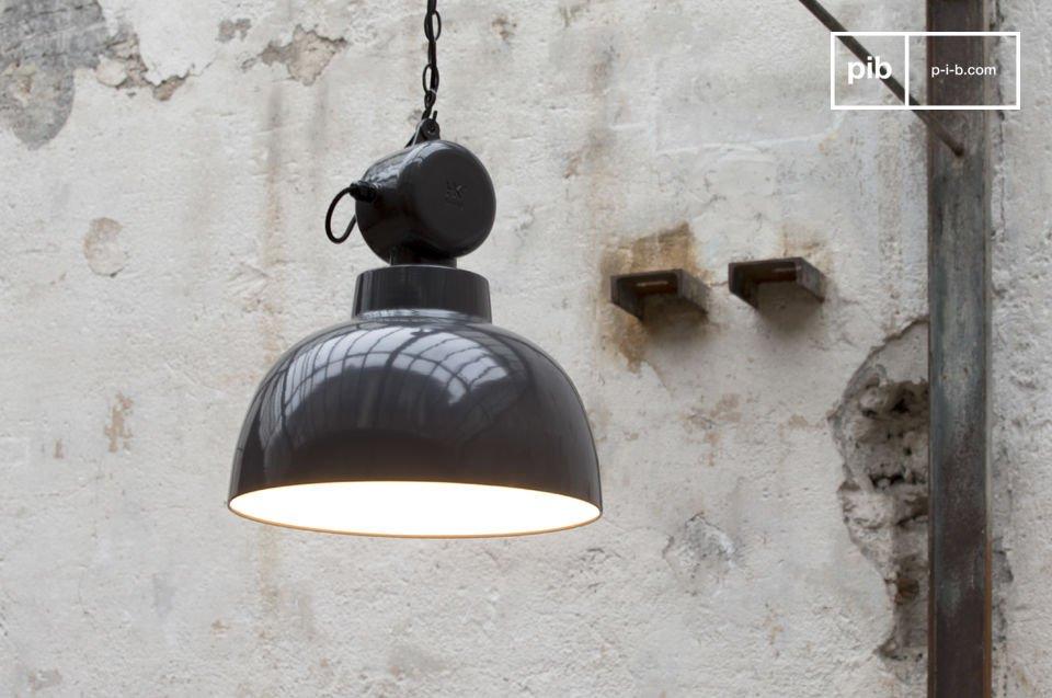 Lámpara colgante industrial  Retronom