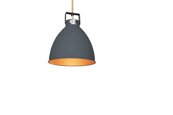 Lámpara colgante Jieldé Augustin de  24 cm Clipped