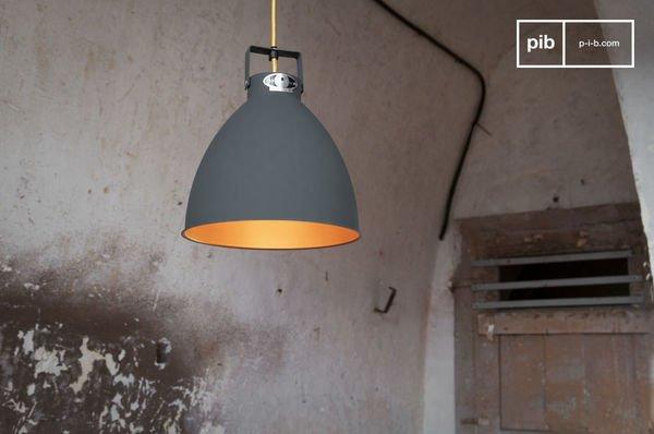 Lámpara colgante Jieldé Augustin de 24 cm