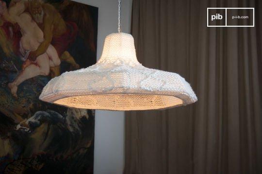 Lámpara colgante Lana