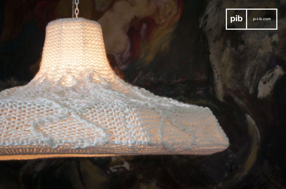 Una lámpara con todo el encanto nórdico