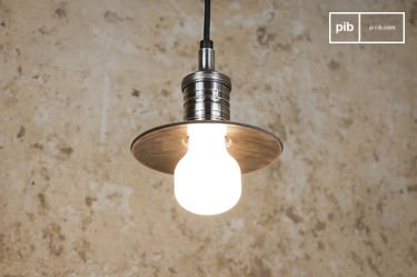 Lámpara colgante Mini-disco