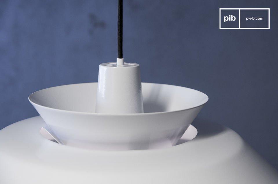 Una impresionante lámpara con estilo minimalista nórdico