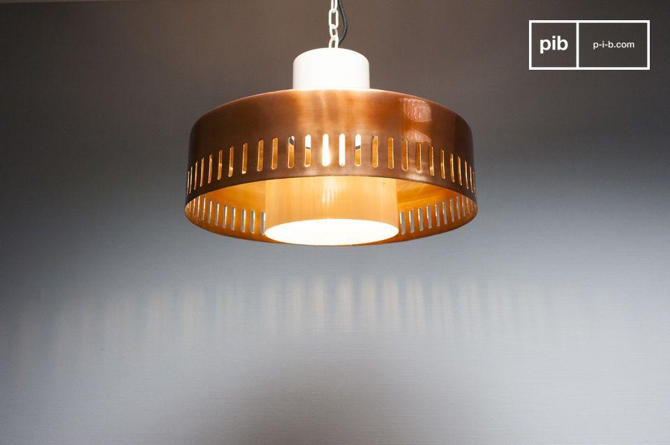 Luz y estilo vintage