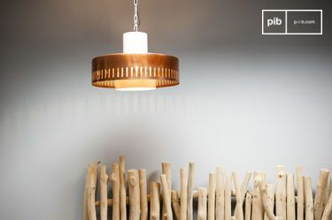 Lámpara colgante vintage Aheris