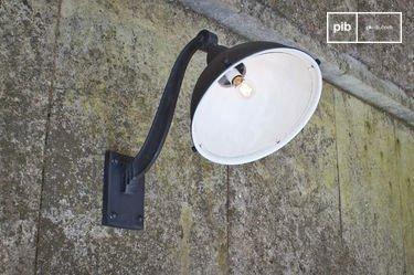 Lámpara de almacén cuello de cisne