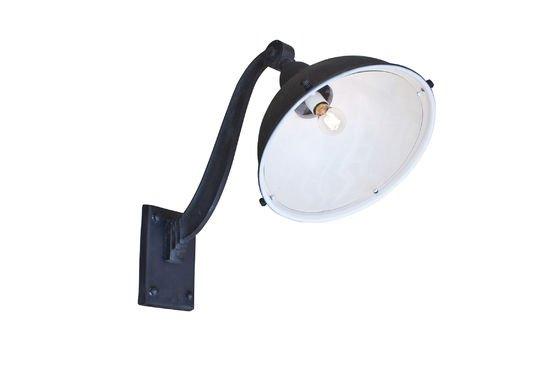 Lámpara de almacén cuello de cisne Clipped