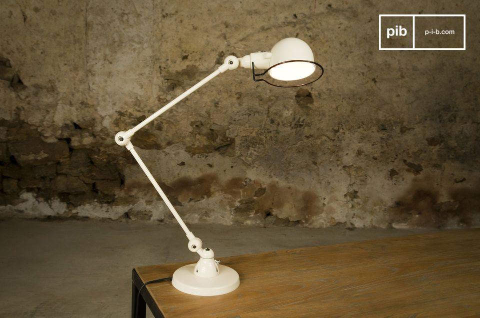 Lámpara de escritorio Ivory Jieldé Signal