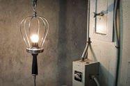 Lámpara de mano industrial