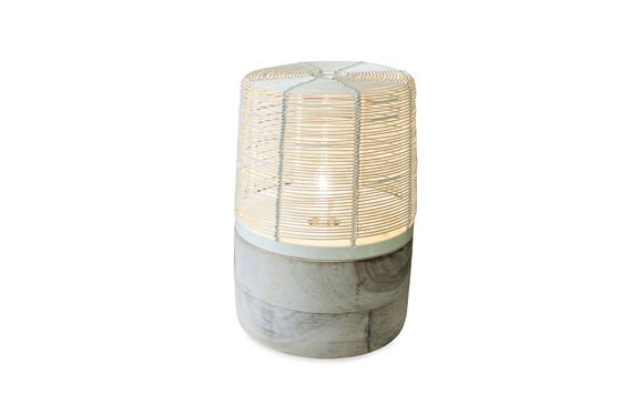 Lámpara de mesa Cistella Clipped