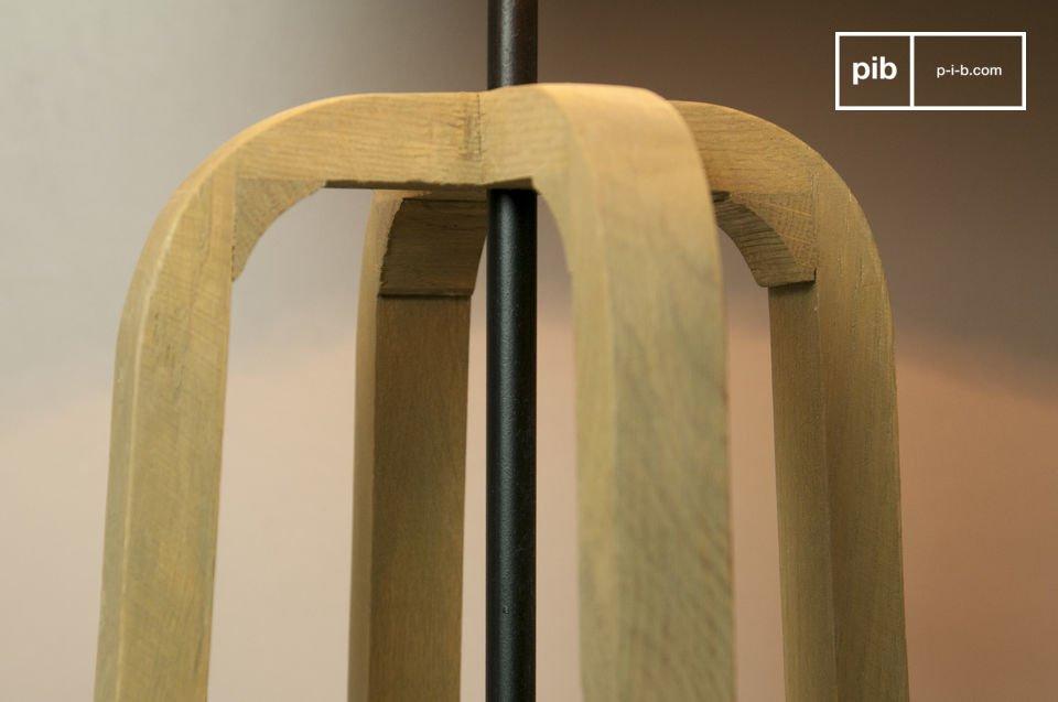 La lámpara de mesa de Andersen es una luz encantadora, ejemplo perfecto del diseño escandinavo