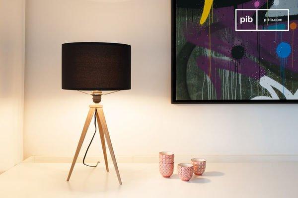 Lámpara de mesa Kavinsky