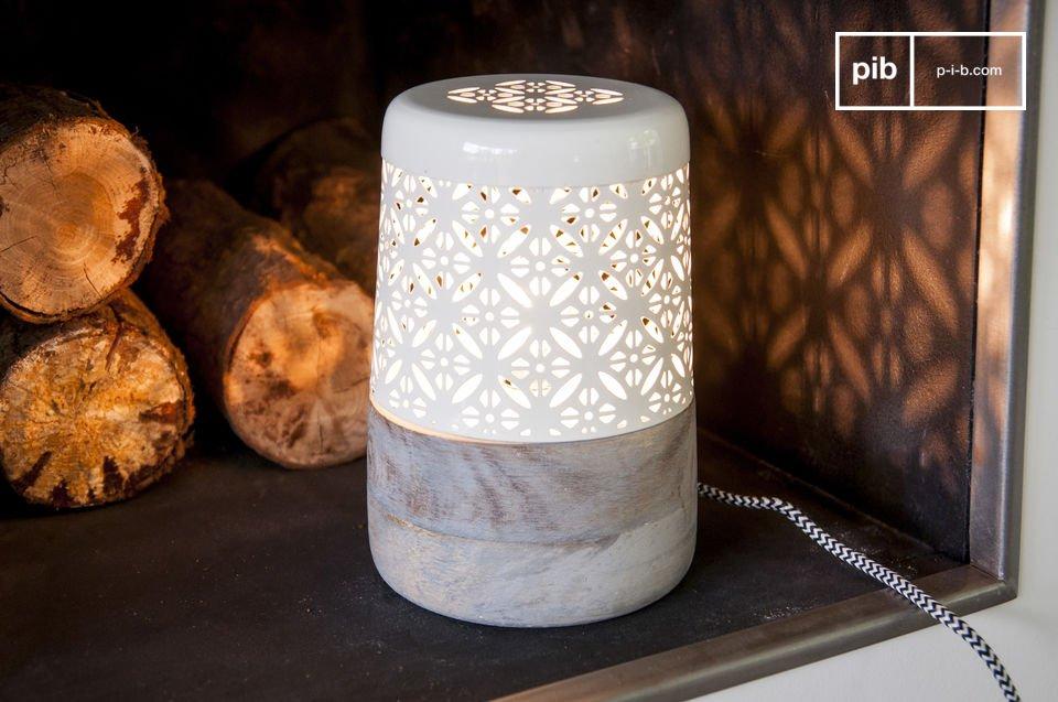 Una magnifica lámpara con todo el encanto escandinavo