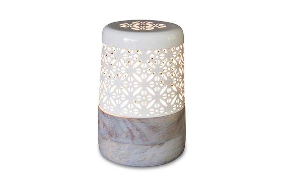 Lámpara de mesa Lënie Clipped