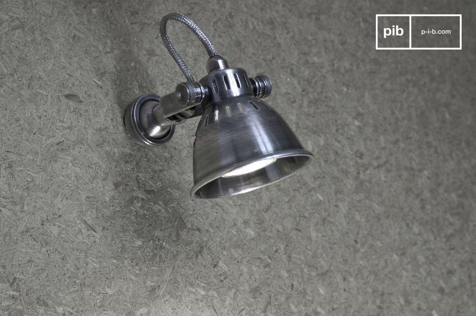 Lámpara de pared estilo Bistro
