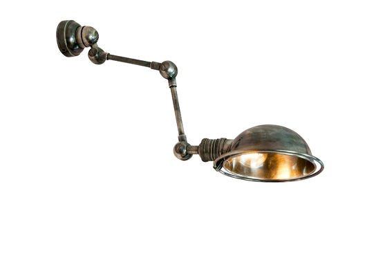 Lámpara de pared estilo herramienta Clipped