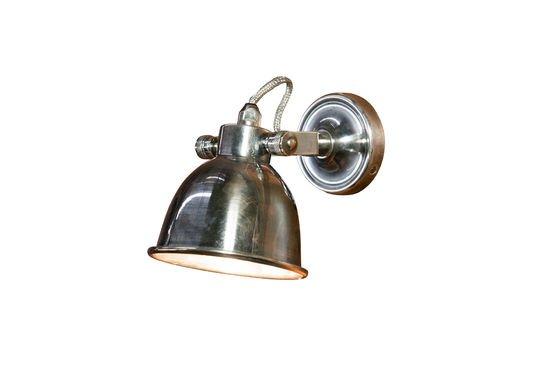 Lámpara de pared grande Bistro Clipped