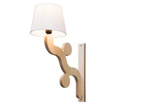 Lámpara de pared  Rholl Clipped
