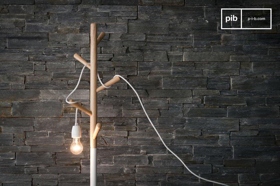 La lámpara NUD llenará su habitación de luz y de alegría
