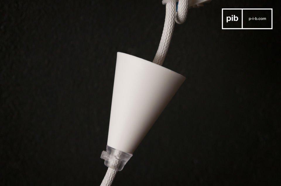 Para ponerla sola o con otras lámparas