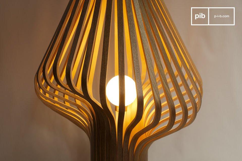El Consejo Noruego de Diseño le concedió a la lámpara Diva un Premio a la Excelencia en el