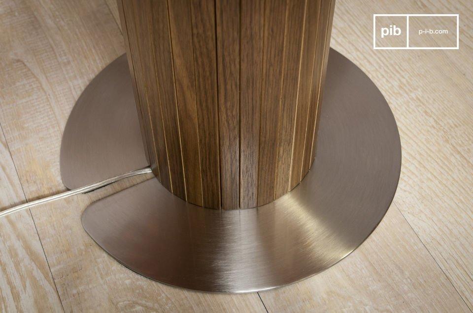 Una excepcional lámpara escultural