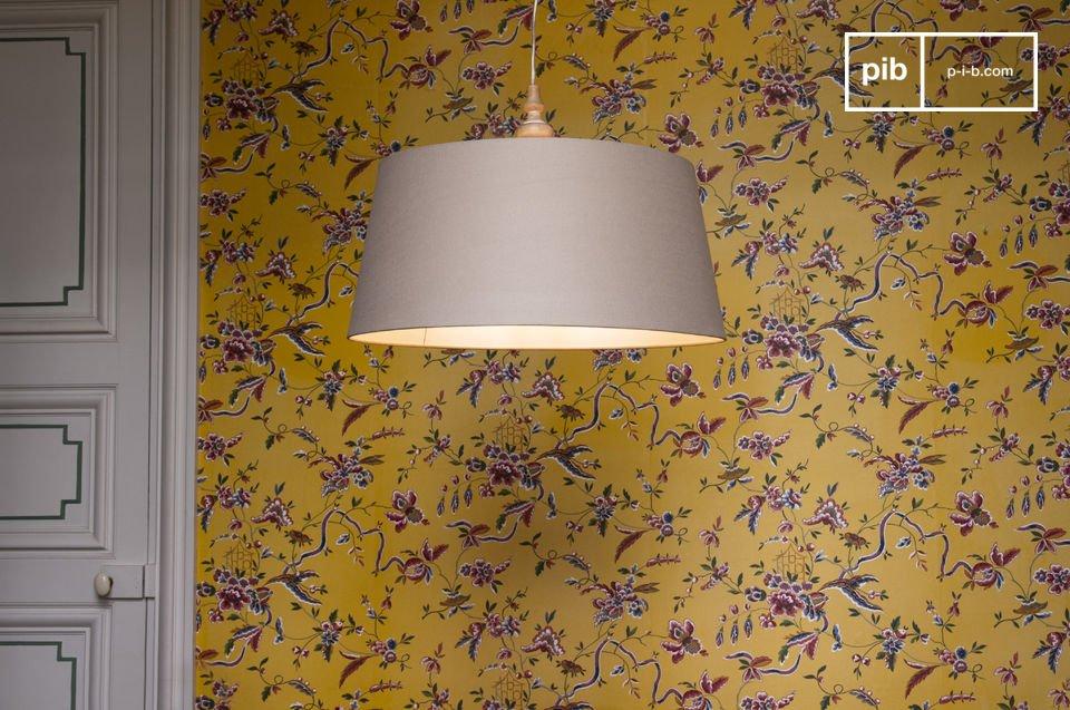 Lámpara de suspensión Bilboquet