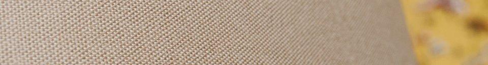 Descriptivo Materiales  Lámpara de suspensión Bilboquet