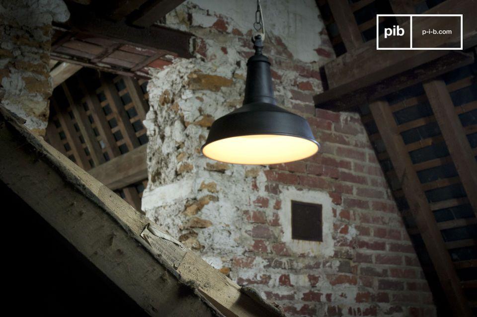 Lámpara con estilo 100% Vintage