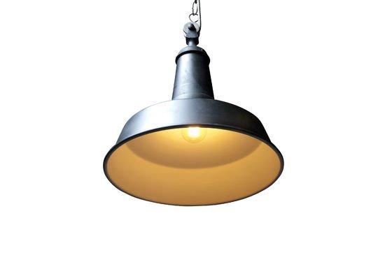 Lámpara de suspensión Black Factory Clipped